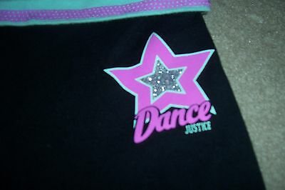 Girl's Justice Dance Bottoms (Size 6)