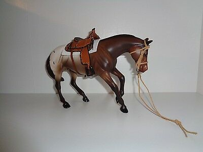 Peter Stone Performance Horse Appy Bright Zip With Original Box
