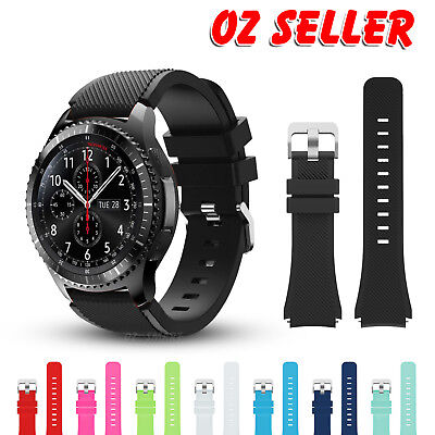 Fashion Sports Silicone Bracelet Strap Band For Samsung Gear S3 Frontier Classic