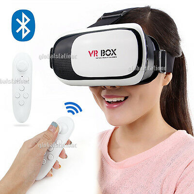 2017 VR Headset VR BOX Virtual Reality Glasses 3D for Samsung Iphone 6s 7 Plus