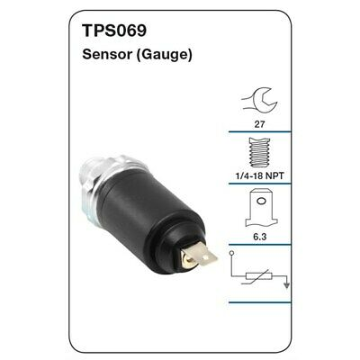 Tridon Switches Oil Pressure TPS069