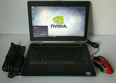 Dell Gaming Laptop Intel Core i5 3.2 Turbo Nvidia dedicated graphics Windows 10!