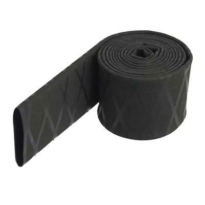 Heat Shrink Tubing 28mm Black X-Tube Fishing Rods Handle Grips Sleeving Wrap