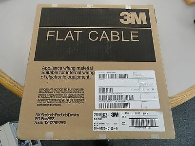 3M 3365/10SF 300Ft., 91,4 m flat cable, NEW