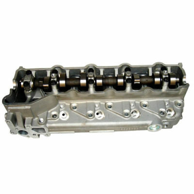 Mitsubishi 2.8 4M40T new complete assembled cylinder head one year warranty