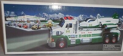 Hess 50TH Anniversary 2014 Collectible Toy Truck and Space Cruiser with Scout