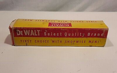 "DeWalt Radial Arm Saw Two Wing 5/16"" Bead 5/16"" Cove Cutter w/Box #115"