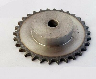 "#60 Chain Drive Sprocket 25/26/27/28/29T Pitch 3/4"" For #60 12A Roller Chain"