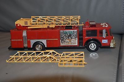 Hess Toy Fire Truck Bank
