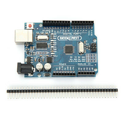 0424 Geekcreit® UNO R3 ATmega328P Development Board For Arduino No Cable