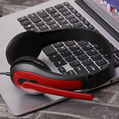 Computer Laptop Design 3.5MM Wired Game DJ Headphones for Mixing&Recording CU