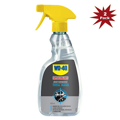 WD-40 Specialist Total Wash 500ml - 2Pk