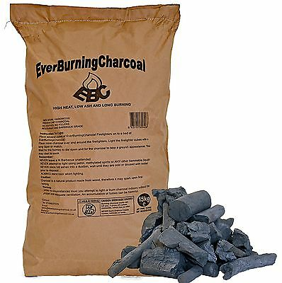 Real Lumpwood Hardwood BBQ Charcoal. Ideal for Restaurants And Large Catering