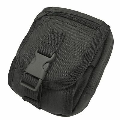 CONDOR MA26-002 Tactical MOLLE Accessory Tool Phone Gadget Pouch Black