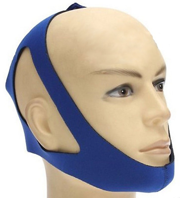 Chin strap - Stop snoring with no CPAP