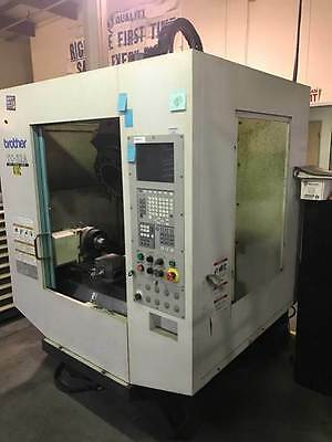 1999 Brother TC-S2A CNC Vertical Mill