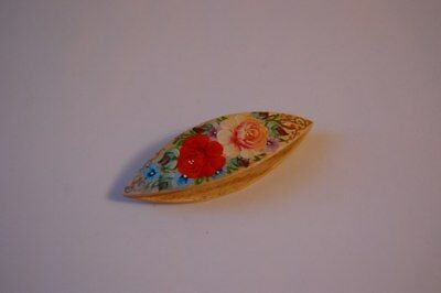 Wooden Tatting Shuttle Hand Made in Maple