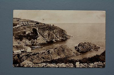 R&L Postcard: Cadgwith, Frith, 1920s Cornwall