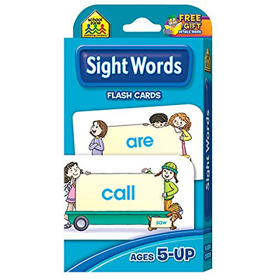Sight Words Flash Cards, New, Free Shipping.