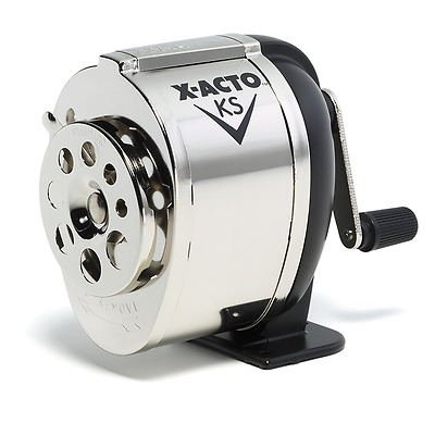 X-Acto Model KS Table or Wall Mount Pencil Sharpener, 1031, New, Free Shipping.