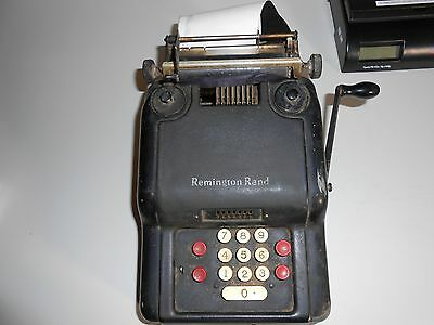 Remington Rand Vintage Adding Machine