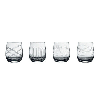 NEW Royal Doulton Party Set Tumbler Set of 4