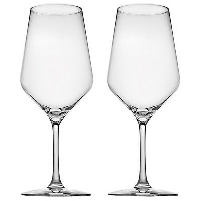 NEW 490ml IVV Tasting Hour White Wine Glasses