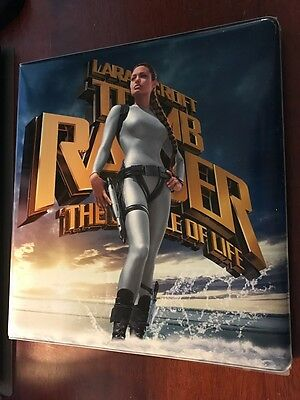 INKWORKS 2003 TOMB RAIDER Binder CARD SET SUBSETS CHASE CARDS FOILS POSTCARDS++