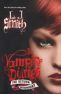 Midnight By L. J. Smith (The Vampire Diaries: The Return - Book #3)