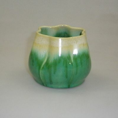 Remued Later Series Plump Wavy Rimmed Dimpled Pot