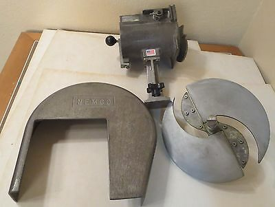 Replacement Parts Nemco Model Table Mount Adjustable Easy Slicer
