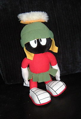 1995Vintage Warner Brothers Studio Store Marvin The Martian Plush Looney Tunes