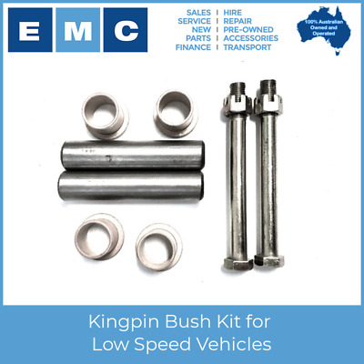 Brand New King Pin Bush Kit to Suit Most EMC Low Speed Electric Vehicles