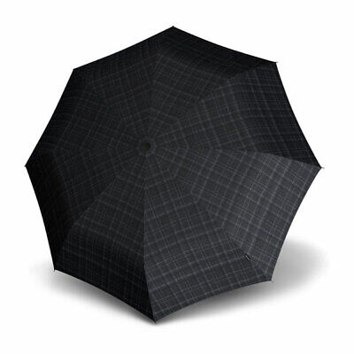 Umbrella by Knirps - T.200 Duomatic Gent's Check