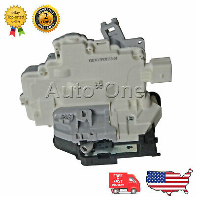 4pcs LHD Front Rear Left Right Door Lock Actuator Kit For Audi A4 S4 A5 Q3 Q7