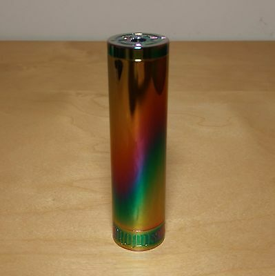 VAPERZ CLOUD BROADSIDE Mech Mechanical Tube Mod Rainbow Clone