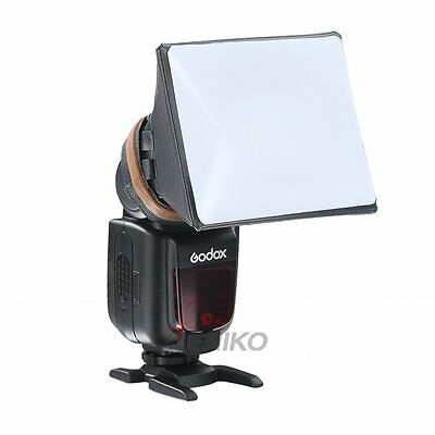 Mini Flash Difusor Softbox Para Nikon Sb910 Sb900 Sb800 Sb700 Flash Externo