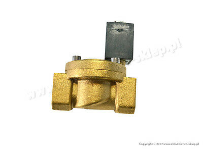 """Solenoid valve CEME 8514, NC, connection 1/2"""", 10 bar, with coil 230V/50Hz"""
