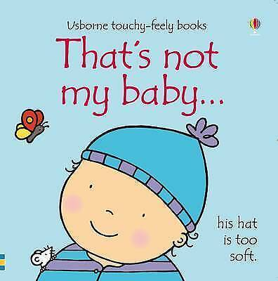 That's Not My Baby - Boy, Watt, Fiona, New Book