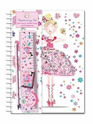 Daisy Patch A5 Note Book With Stationery Set