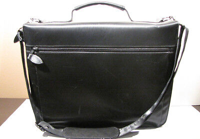 Mary Kay Sample Organizer Briefcase with Shoulder Strap & Sample Organizer Sheet