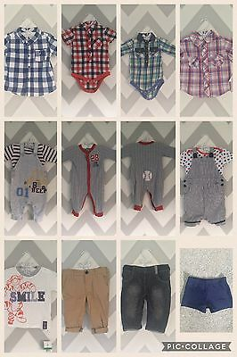 3-6 Month Boys Bundle INCLUDES ITEMS BNWT AND SWIMMING SHORTS