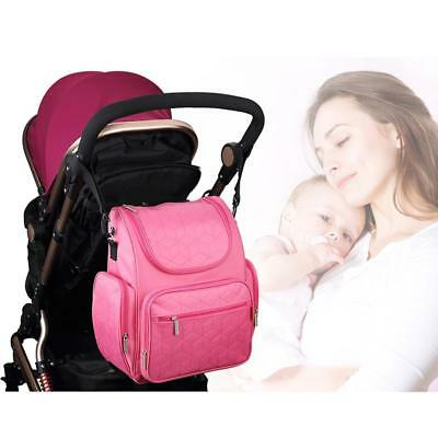 Baby Diaper Backpack Multifunctional Mommy Bag Nappy Changing Bag Mummy Backpack