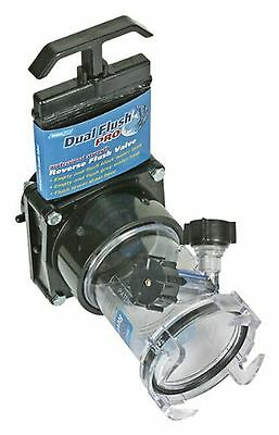Camco 39062 RV Dual Flush Pro Holding Tank Rinser with Gate Valve