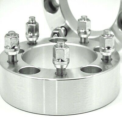 2 Pc INTERNATIONAL SCOUT Wheel Spacers 5x5.50 1.50 Inch # 5550C1/2-2