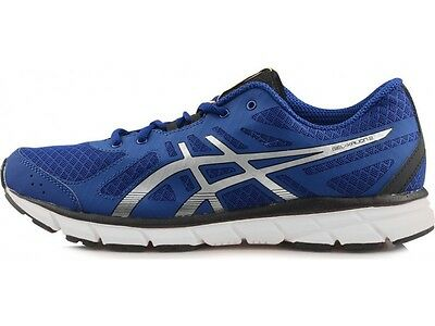 Asics Gel Xalion 2 Trainers Mens Running Trail Lace Up Blue Sports Shoes