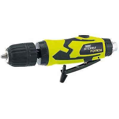 Draper Storm Force Composite Body Straight 10Mm Air Drill With Keyless Chuck