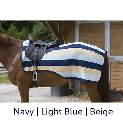 Equi Theme Striped Fleece Exercise Sheet