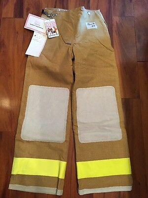 Globe Firefighter Bunker TurnOut Pants 28x30 Vintage 1992 NEW W TAGS