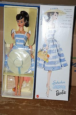 Suburban Shopper Barbie Doll, Collectors' Request Collection, 28378, 2000, Nrfb